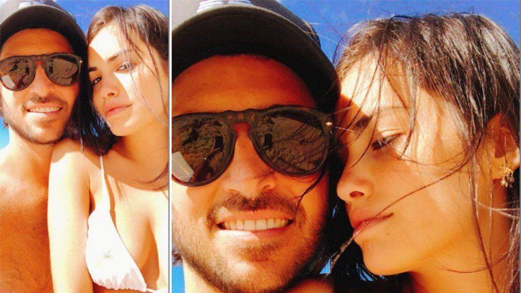 Lali Espósito confirmó que convive con Santiago Mocorrea