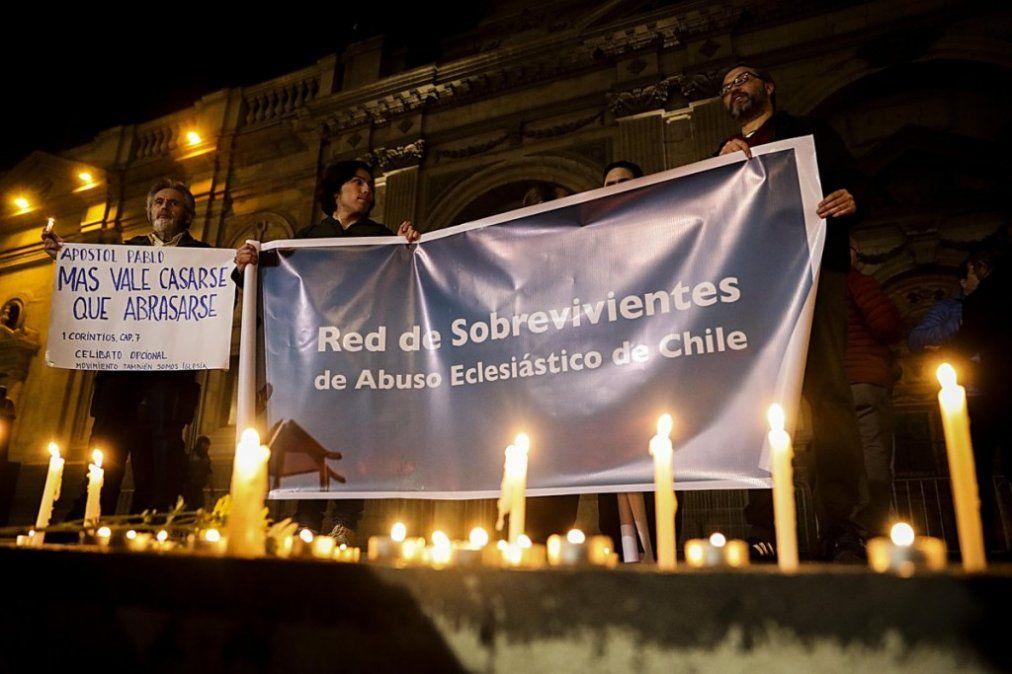 Un sacerdote chileno tendrá arresto domiciliario por abuso sexual