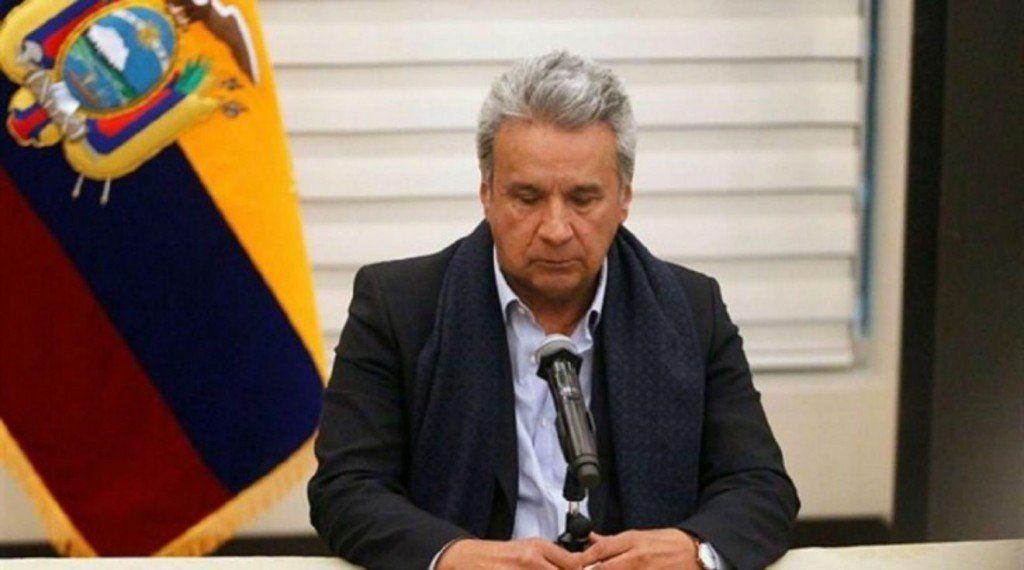 El presidente ecuatoriano será investigado por empresas offshore