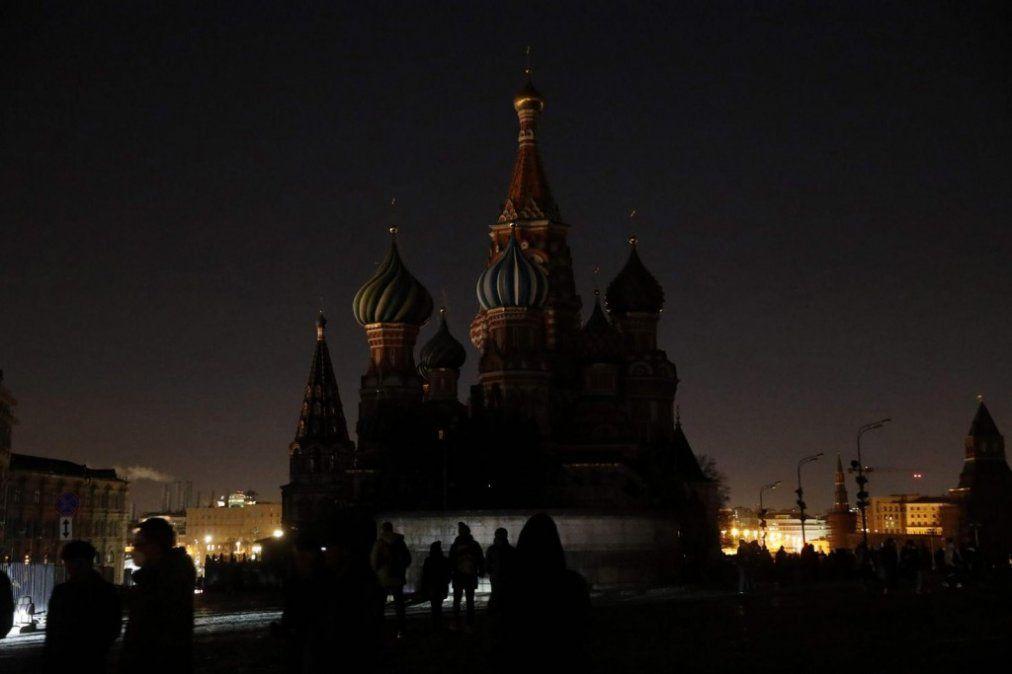 La Hora del Planeta: 180 países apagaron las luces