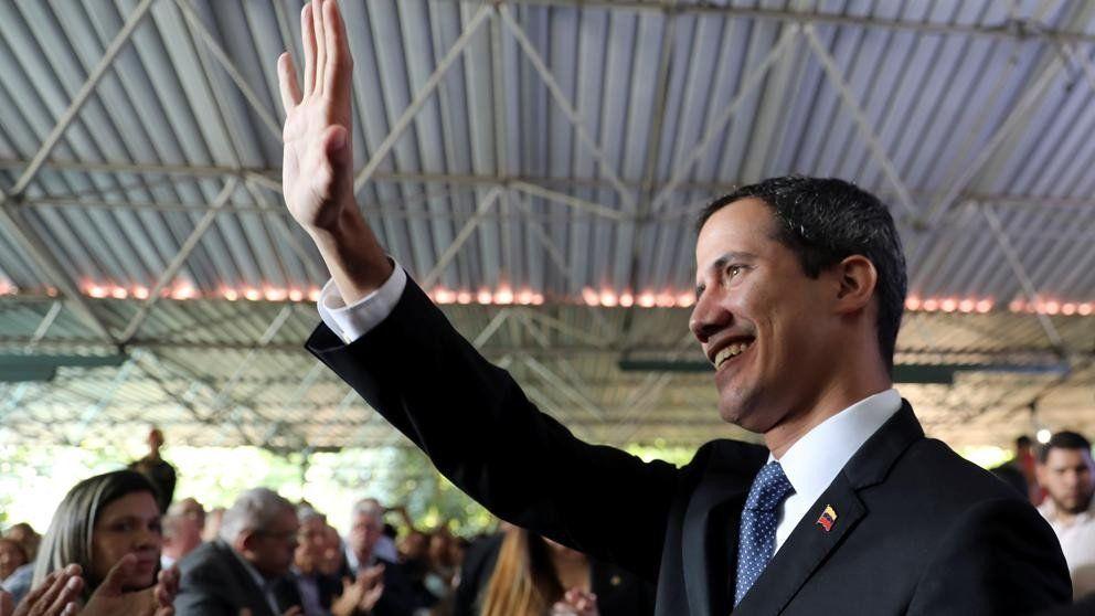 Guaidó permitirá el ingreso de misiones internacionales
