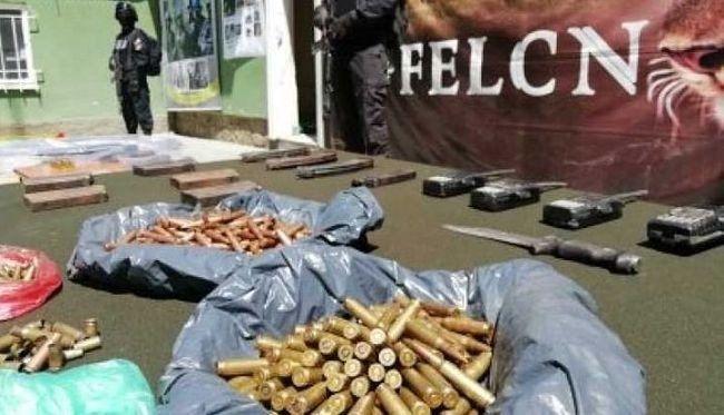 Confiscaron un millonario cargamento de drogas en la frontera