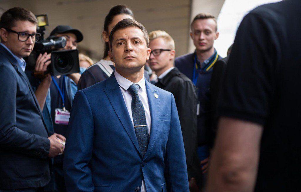 El actual presidente y un particular opositor, a segunda vuelta en Ucrania