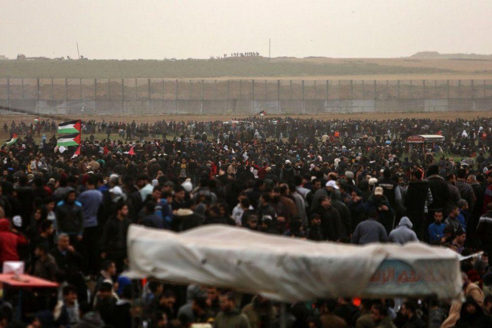 Israel ubicará sus tropas cerca de la Franja de Gaza