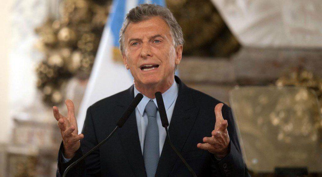 Macri destacó una amplia libertad de prensa en Argentina