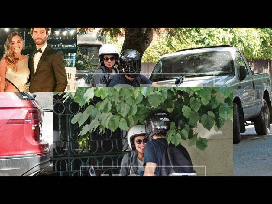 Se ven felices y no se ocultan: el amor de Pampita y Mariano Balcarce marcha sobre ruedas