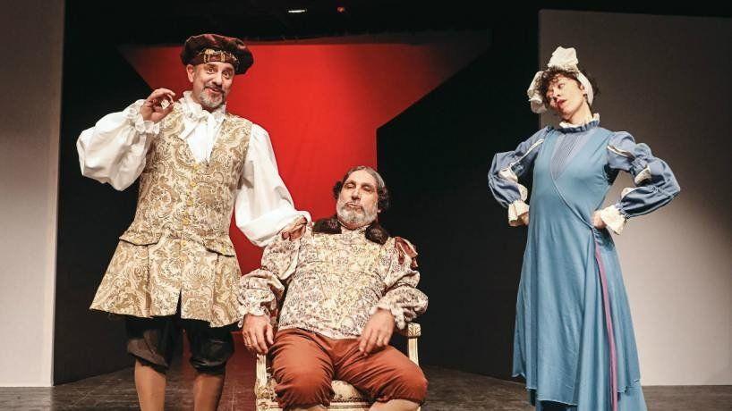 El Teatro Estable propone El enfermo imaginario