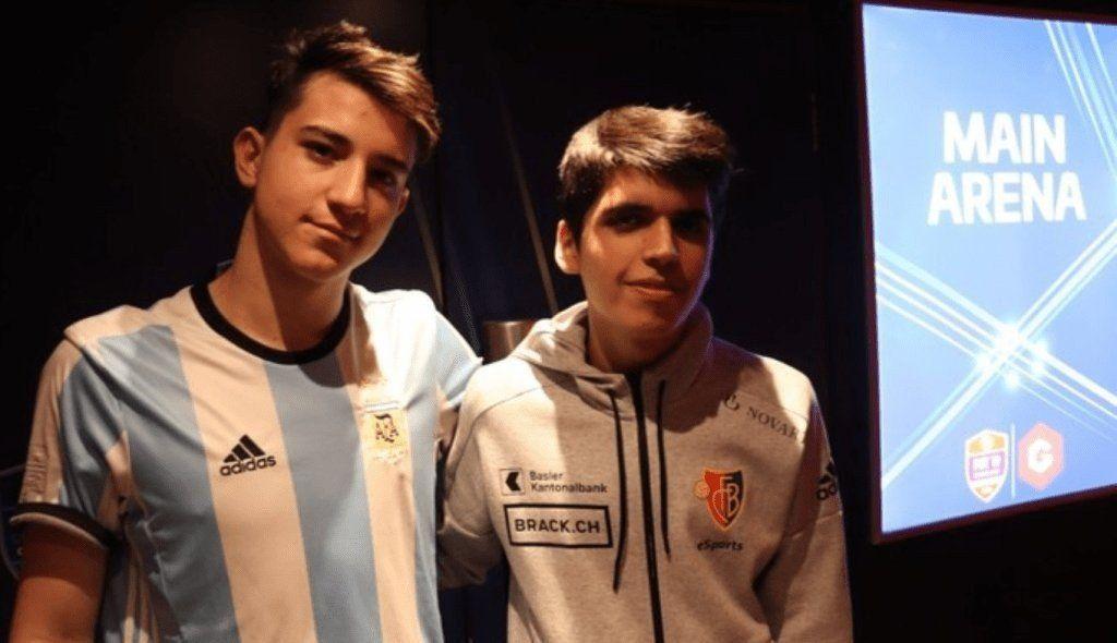 Se definieron los representantes argentinos para la eNations Cup