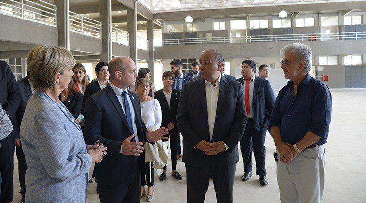Inversión en educación: El barrio Juan XXIII contará con una escuela técnica