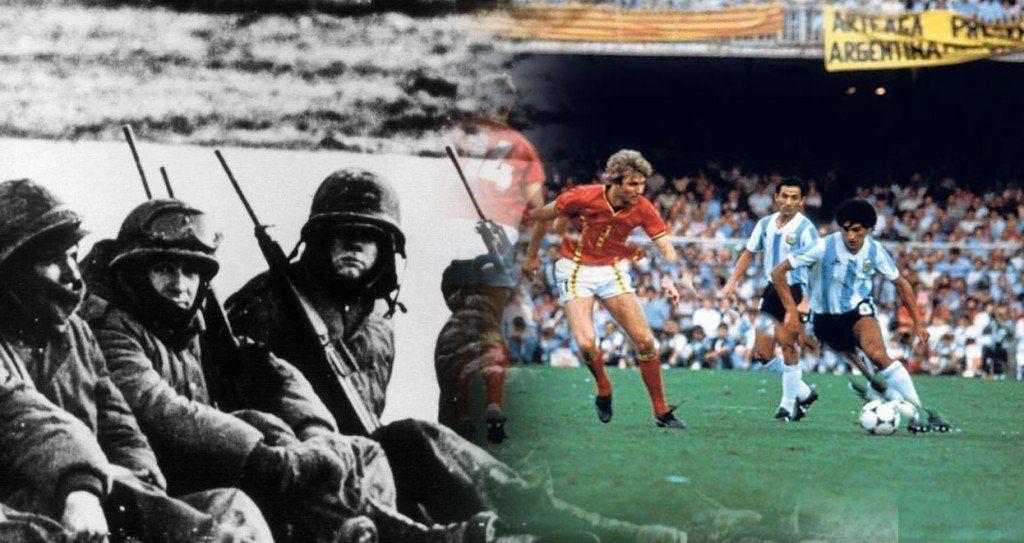 El eterno vínculo entre Malvinas y el Mundial de España