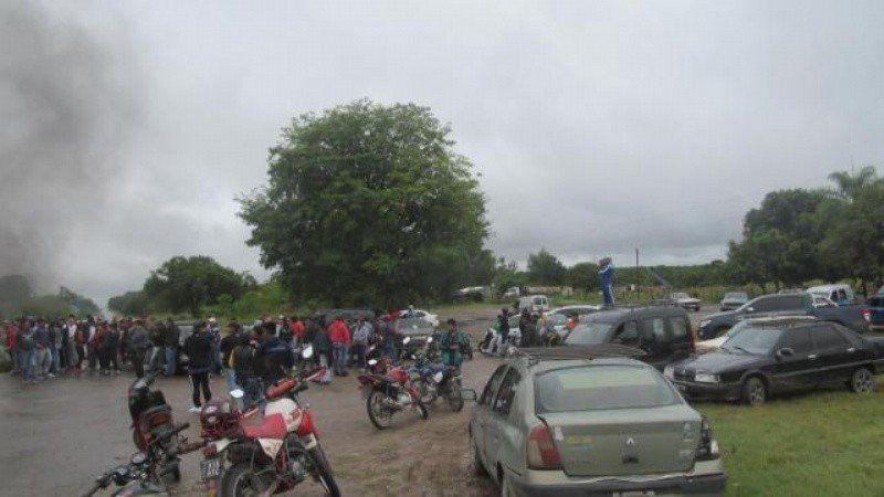 Bagayeros de Orán levantaron el corte de la Ruta 50 y esperan ser recibidos por autoridades nacionales