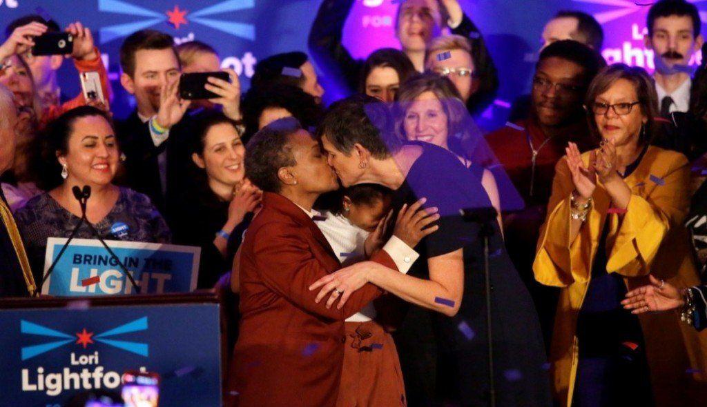 Los residentes de Chicago eligieron como alcalde a una mujer negra y lesbiana: Lori Lightfoot ganó con el 74% de los votos