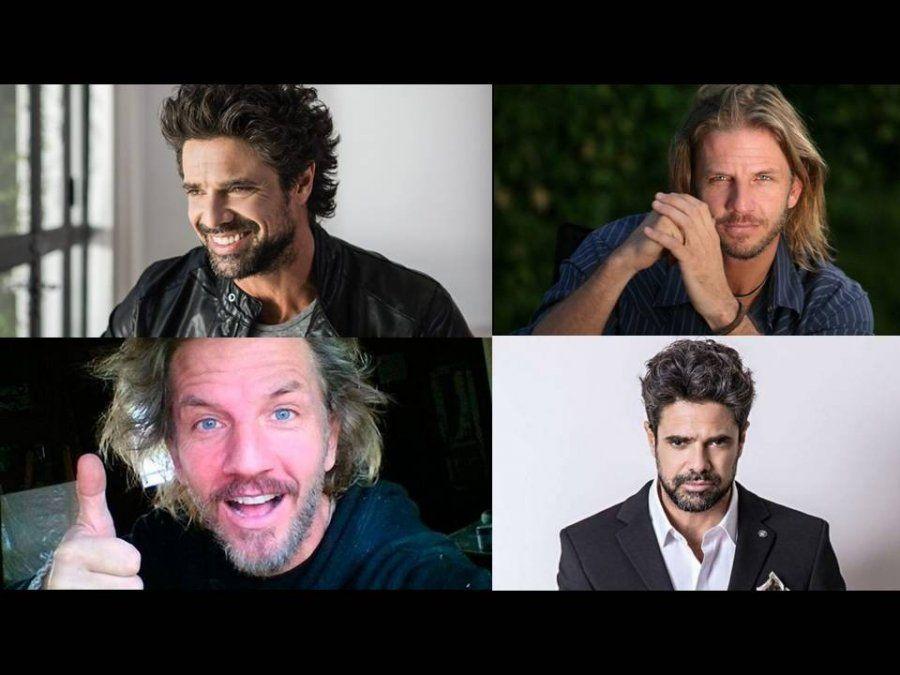 Victoria Smoll, la nueva novela de Telefé, apostó por Facundo Arana y Luciano Castro para los roles protagónicos