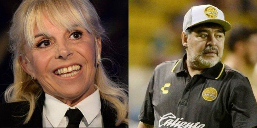 Claudia Villafañe respondió con dureza otra acusación de Diego incluido en el saludo de cumpleaños a Dalma