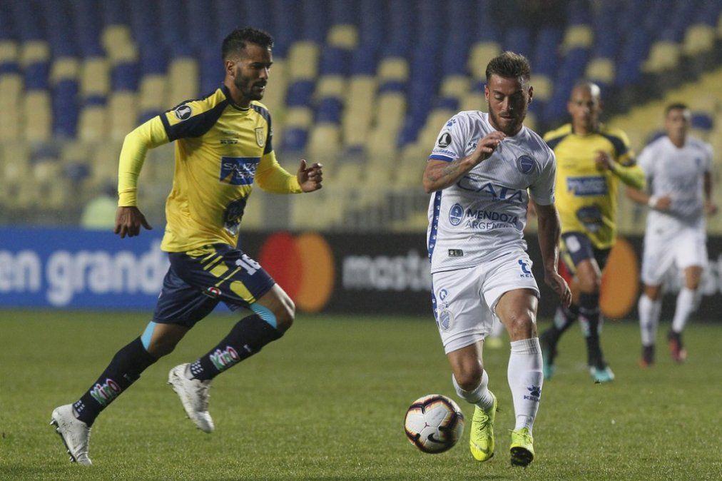 Godoy Cruz empató sin goles ante Universidad de Concepción