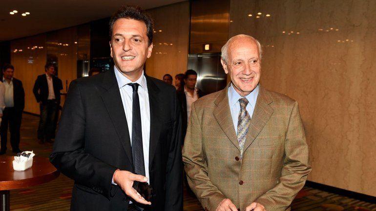 Lavagna no compartirá el proyecto presidencial de Sergio Massa