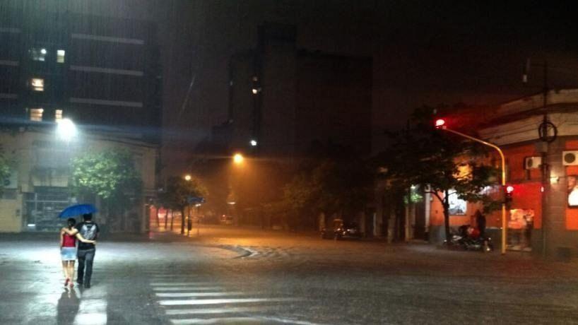 El alerta meteorológica persiste en Tucumán