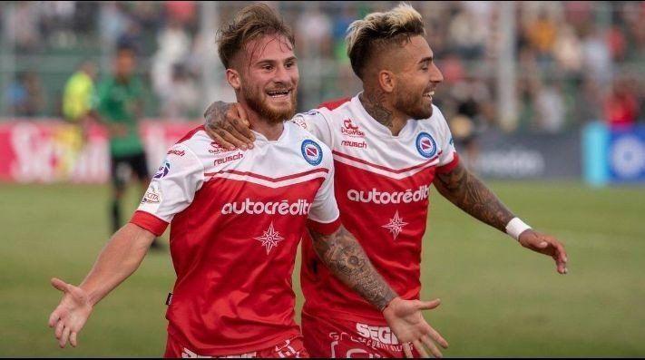 Copa Sudamericana: Argentinos arrancó ganando
