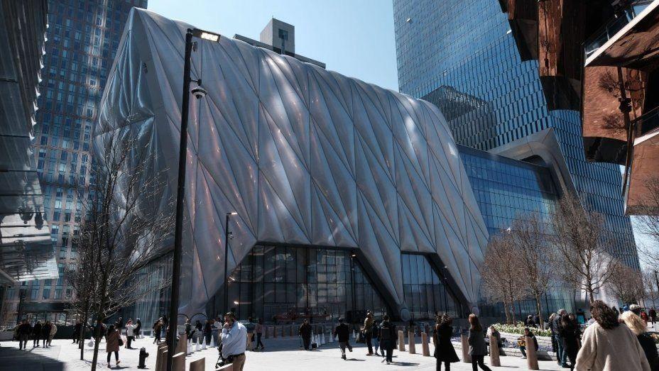 Cultura sobre ruedas: The Shed, el edificio de USD 500 millones que pretende ser el futuro de la actividad en Nueva York