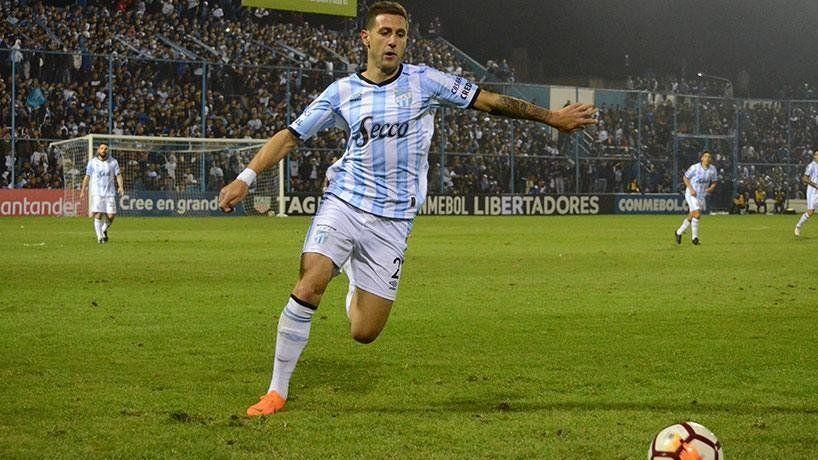 Bruno Bianchi: ´Mi futuro es Atlético Tucumán´