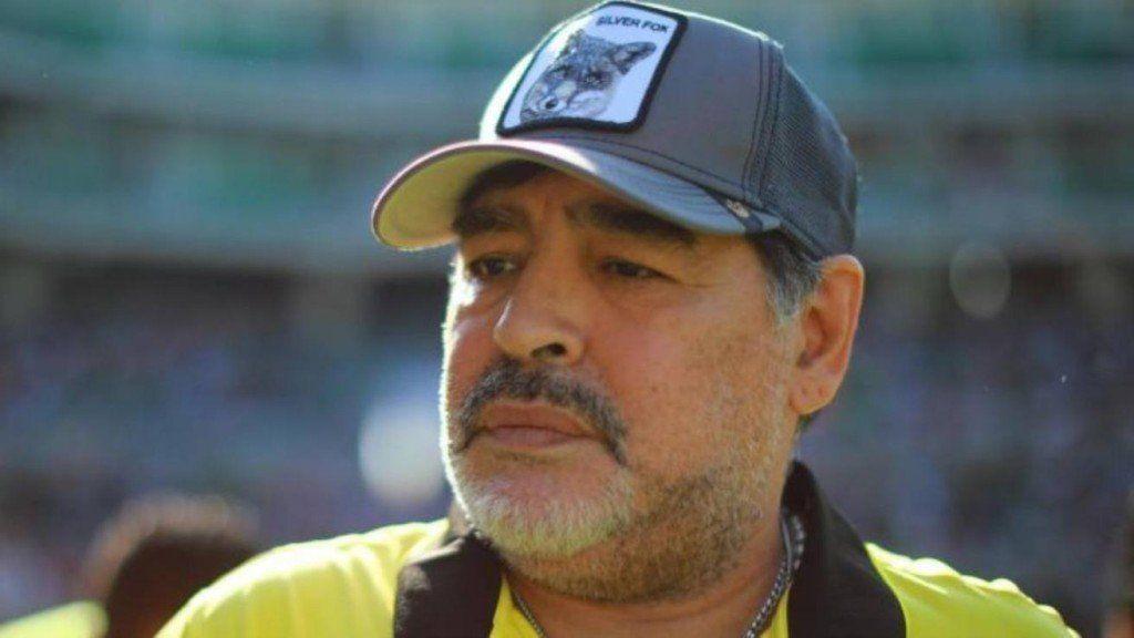 Maradona puso en duda su continuidad en Sinaloa