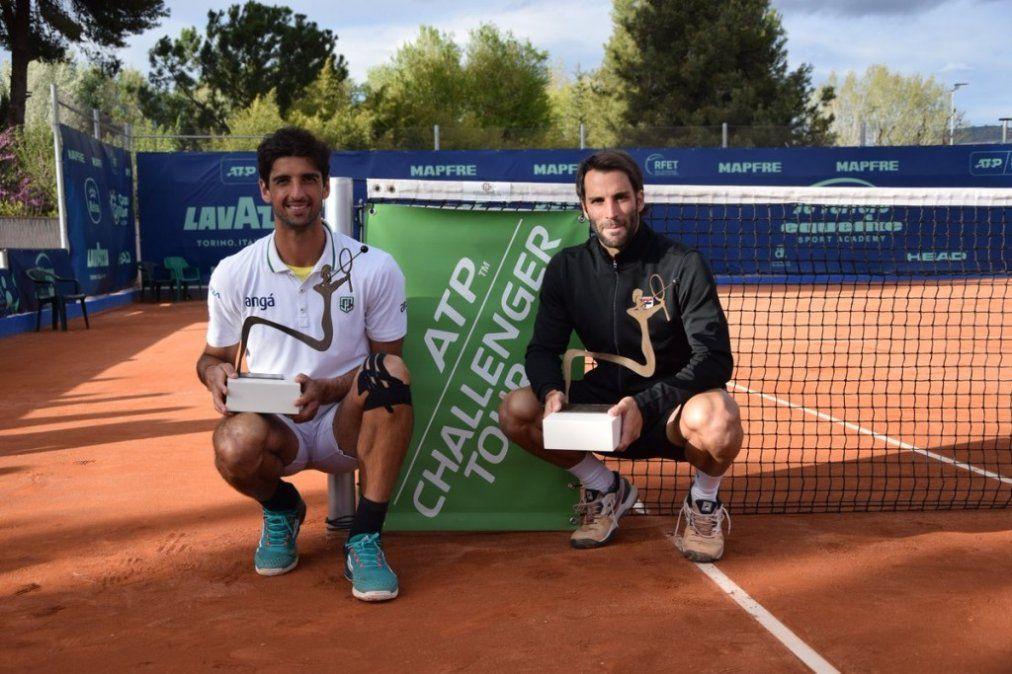 Durán se consagró campeón del Challenger de Alicante