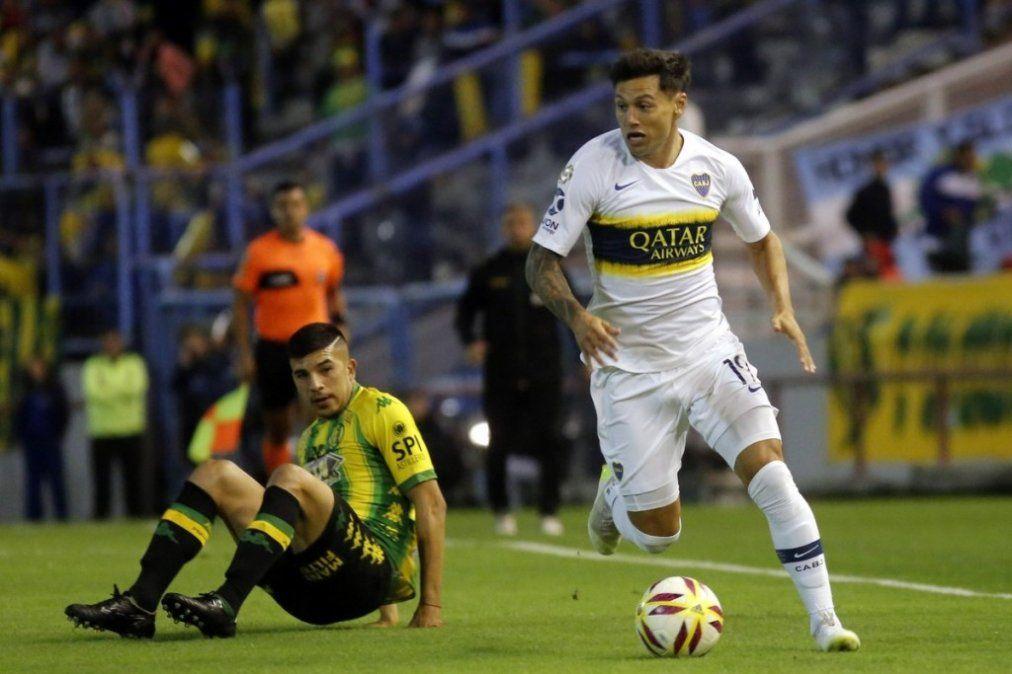 Boca empató con Aldosivi y no pudo alcanzar el segundo lugar