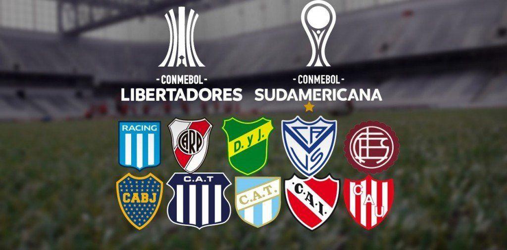 Quiénes jugarán las copas internacionales del año que viene