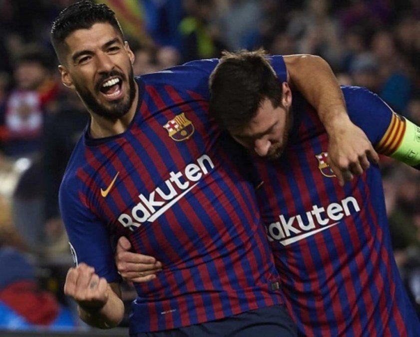 Barcelona venció a Atlético de Madrid y acaricia el título de la Liga