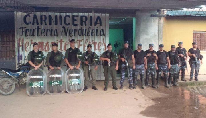 Desarticulan una organización narco liderada por un preso