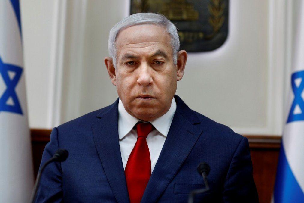 Netanyahu promete anexionar parte de Palestina si gana las elecciones