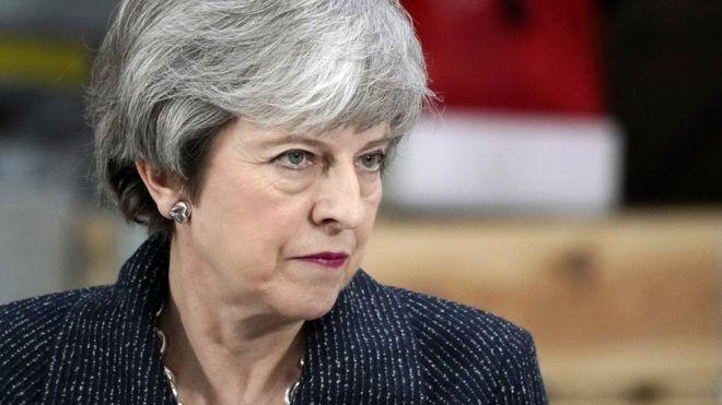 El Brexit solo es posible si hay acuerdo con la oposición