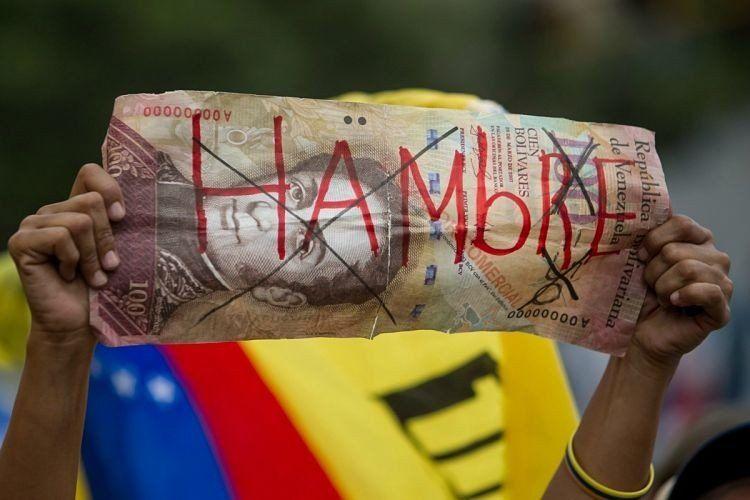 El Banco Mundial prevé que la economía bolivariana se contraerá un 25%