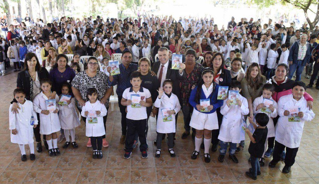 Jaldo entregó más de 600 boletos gratuitos en Los Ralos