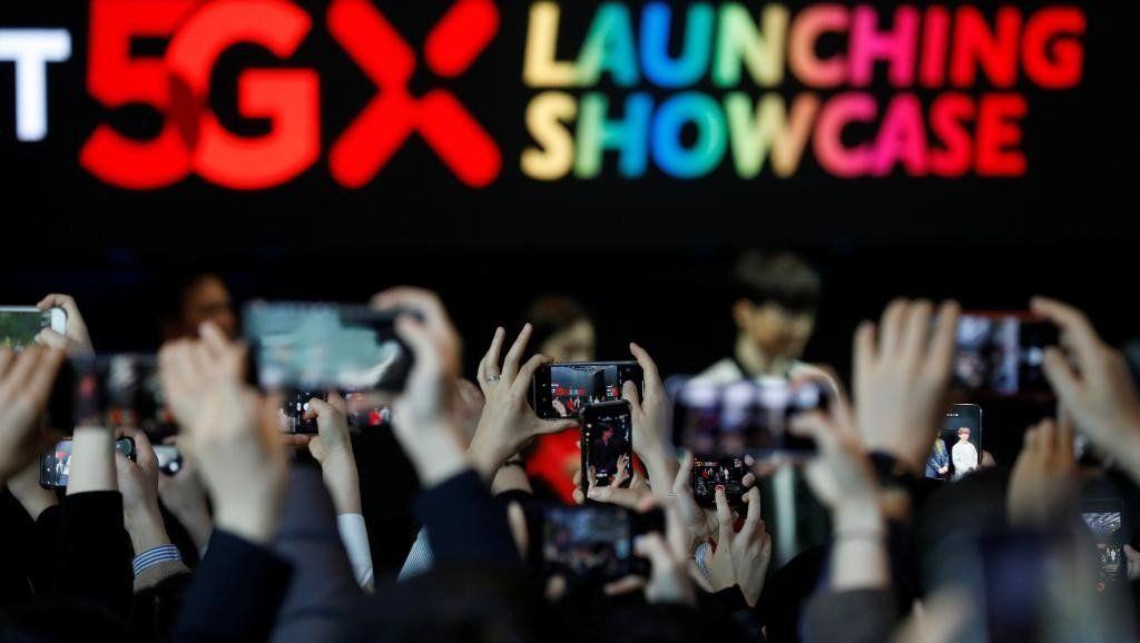 Corea del Sur es el primer país del mundo en ofrecer tecnología 5G