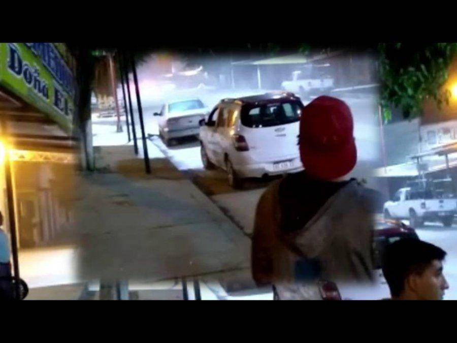 Pasadores de hojas de coca en la frontera se enfrentaron, a los tiros, con efectivos de Gendarmería
