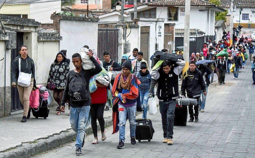 Venezuela sufrirá una caída en su economía del 25%, según prevé el FMI