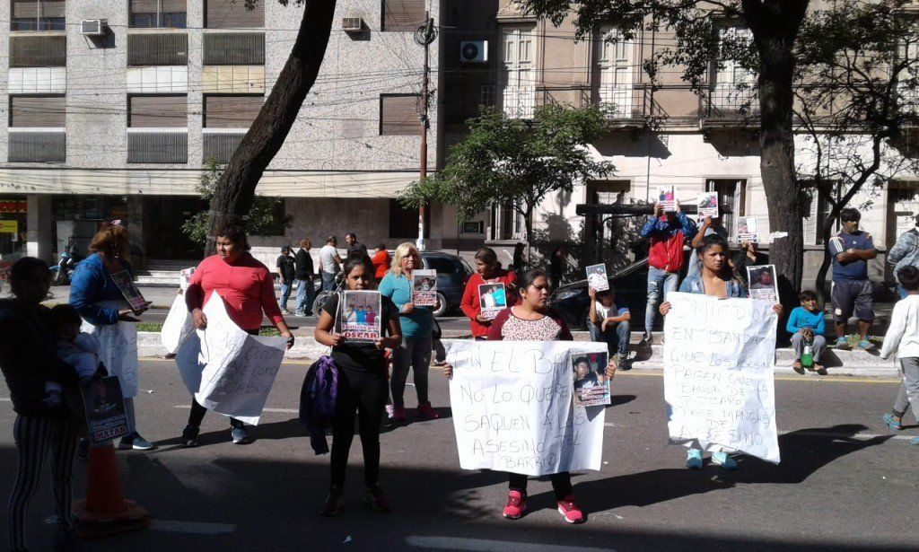 Justicia por Oscar Cisneros, el joven asesinado después de un partido de fútbol
