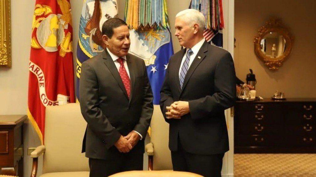 Brasil y Estados Unidos apoyarían una intervención militar en Venezuela