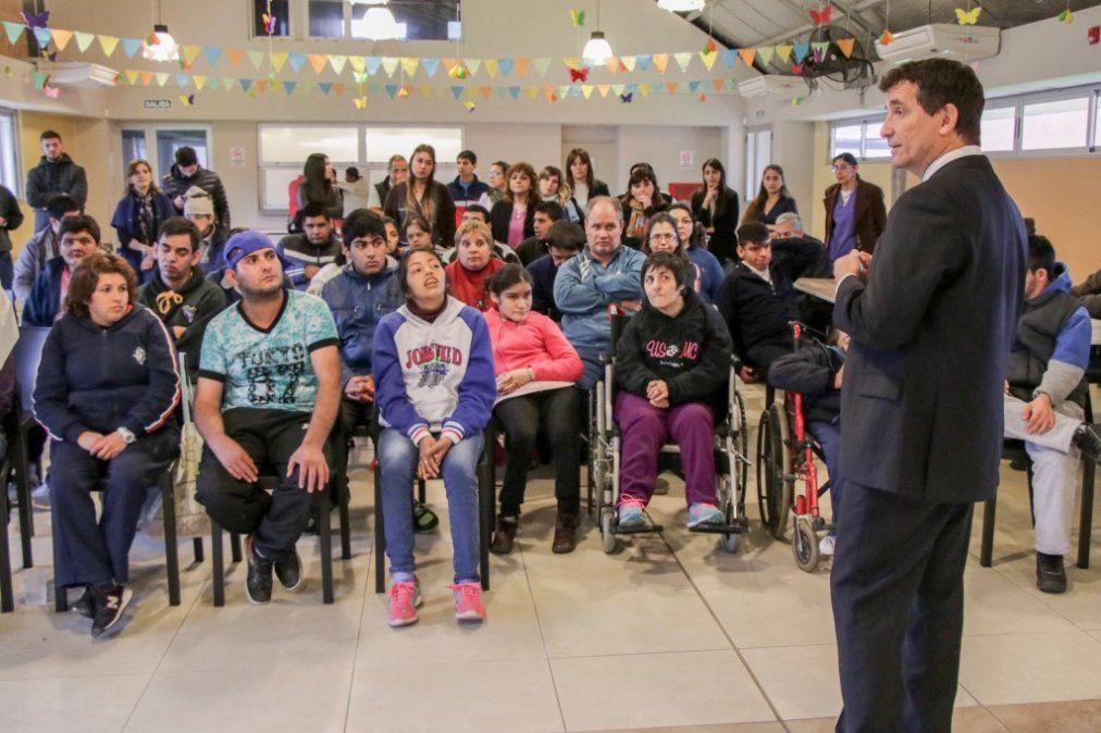 Está muy mal lo que viene haciendo Nación con el sistema único de discapacidad