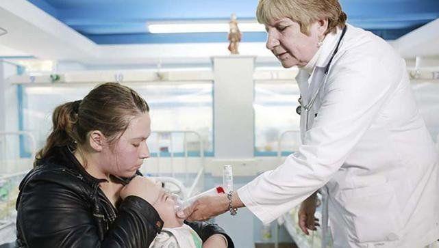 Los casos de bronquiolitis aumentaron y se espera un pico para fines de mayo