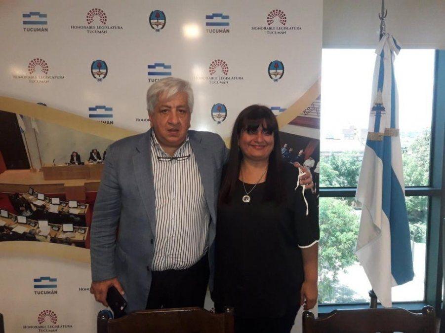 La titular del gremio de los Judiciales desmintió al doctor Gustavo Morales