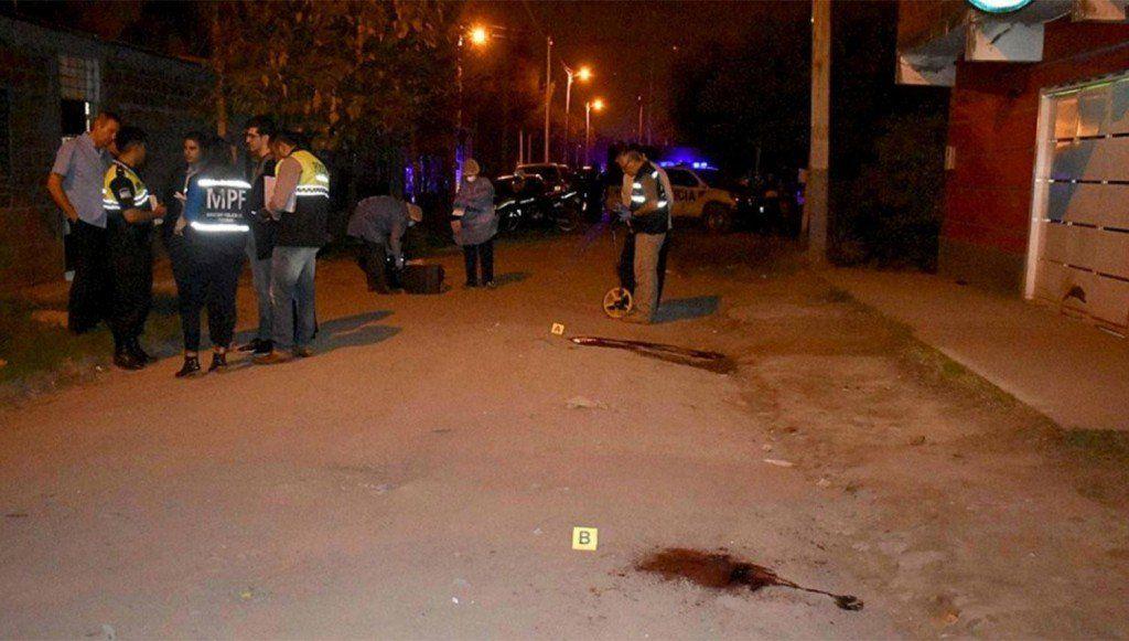 Alderetes: Asesinó a su cuñado durante una pelea