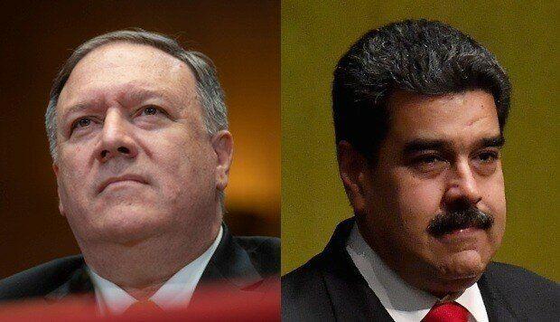 Pompeo declaró que Maduro es una verdadera amenaza para EEUU