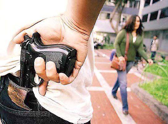 Estadísticas: Bajan los robos a mano armada, aumentan los escruches