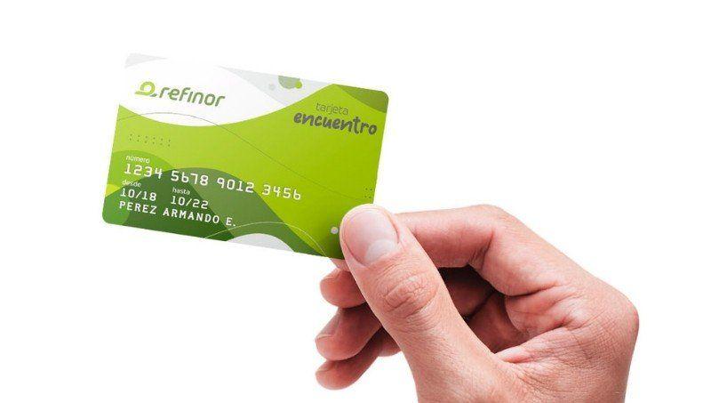 Tarjeta Encuentro, el nuevo programa de beneficios de Refinor