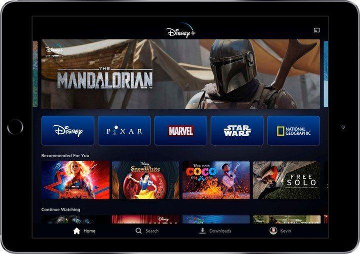 Disney reveló detalles de su plataforma de streaming: Disney Plus