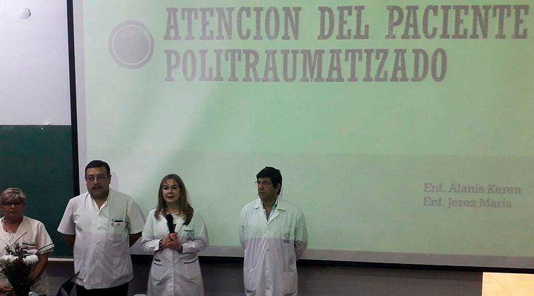 Se llevó a cabo el Programa de Educación Continua en Enfermería