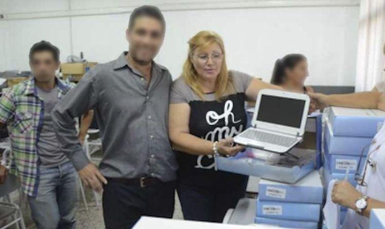 Una concejal y su hijo fueron detenidos en un operativo antidrogas