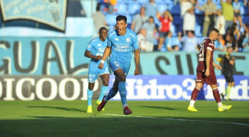 Belgrano le ganó a Lanús por la Copa de la Superliga